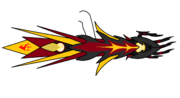 Dragon's devil arm ultimate state impact form