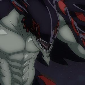 Ancalagon-dragon form
