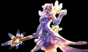 Lol elementalist lux render