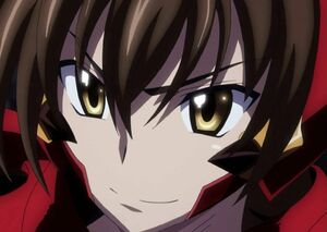 Issei's Arrival to save Asia