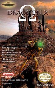 Dragoon X Omega