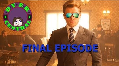 The Final Dyer-Situation- KINGSMAN- THE GOLDEN CIRCLE Review