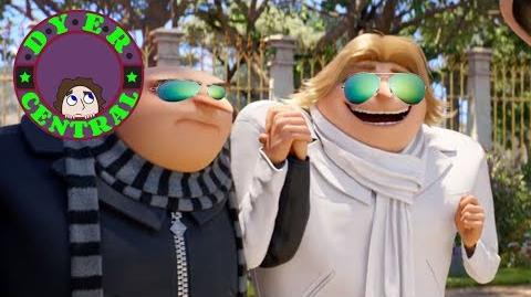 A Dyer-Situation- DESPICABLE ME 3 Review