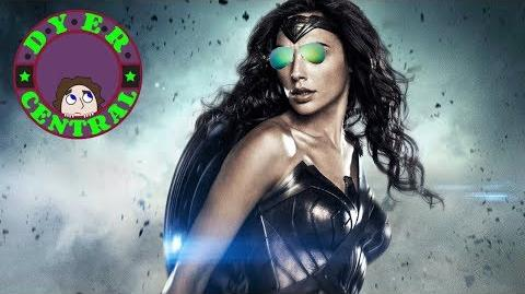 A Dyer-Situation- WONDER WOMAN Review