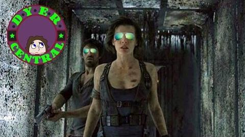 A Dyer-Situation- RESIDENT EVIL- THE FINAL CHAPTER Review