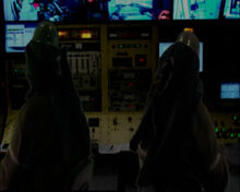 Panther Control Room