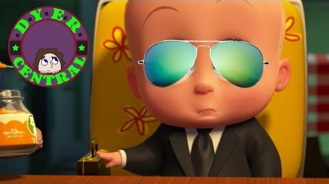 A Dyer-Situation- THE BOSS BABY Review