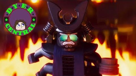 A Dyer-Situation- THE LEGO NINJAGO MOVIE Review
