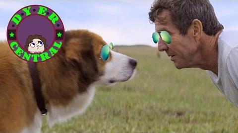 A Dyer-Situation- A DOG'S PURPOSE Review