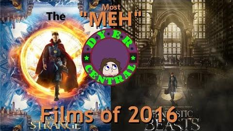 "A Dyer-Situation- THE TOP 10 MOST ""MEH"" FILMS OF 2016"