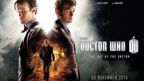 Day of the Doctor 3D