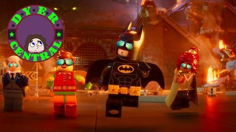 A Dyer-Situation- THE LEGO BATMAN MOVIE Review