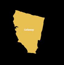 Callaway map