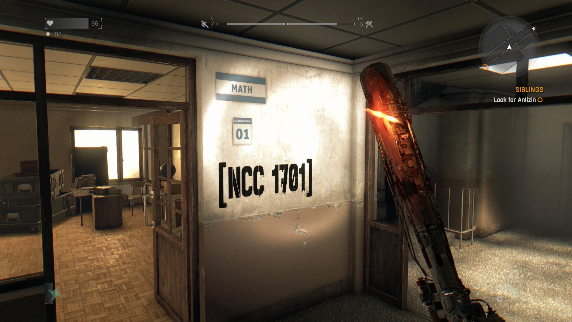 Easter eggs dying light wiki fandom powered by wikia malvernweather Choice Image