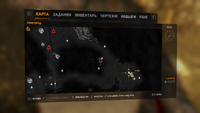 Dying Light Эксангвината map