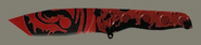 Extravagant Gator Knife