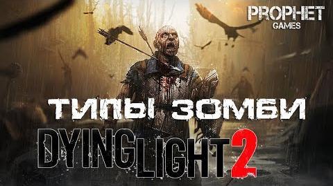 Dying Light 2. Типы зомби. Жизненный цикл заражения вирусом