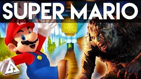 Dying Light Easter Egg - Super Mario World 1-1