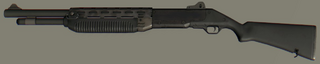 Semi-Automatic Shotgun