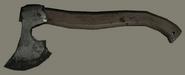 Dark Highlander Hatchet