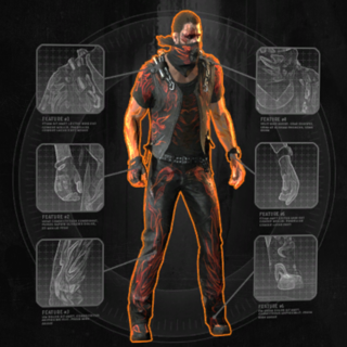 Quarantine Demon Outfit