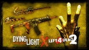 Dying Light Weapons on Steam