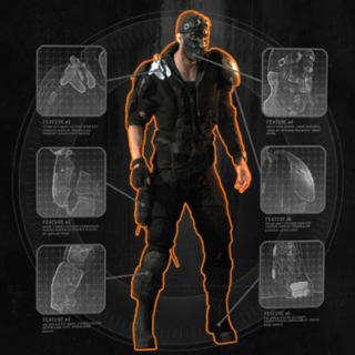 GRE Enforcer Outfit