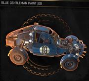 Blue Gentleman