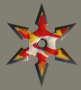 Extravagant Throwing Stars 2