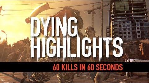 DYING HIGHLIGHT 60 Kills