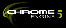 Chrome Engine 5 Logo