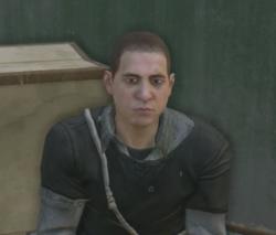 Dying light tolga