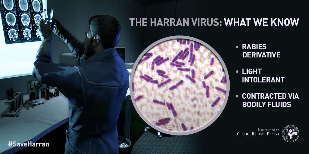 Harran Virus | Dying Light Wiki | FANDOM powered by Wikia