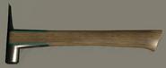Green Claw Hammer