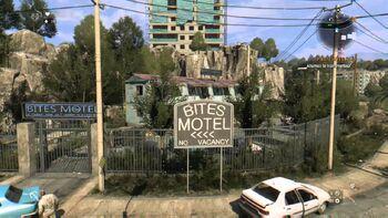 Dying light bites motel