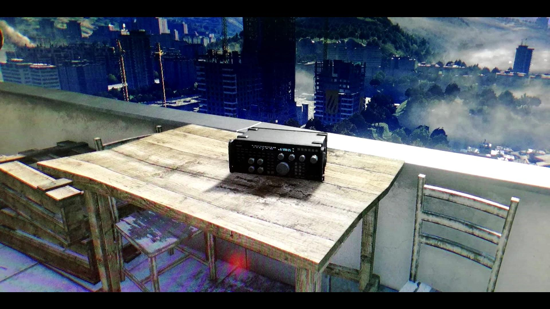 The Tower radio distress call-0