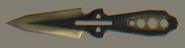 Legendary Throwing Knife