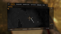 Dying Light Эксангвината map1