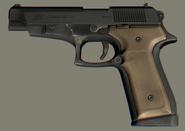 Composite American Pistol