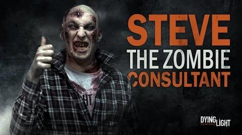 Steve The Zombie Consultant