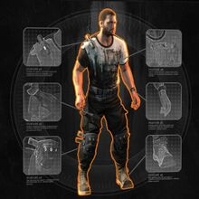 Team Dying Light Outfit