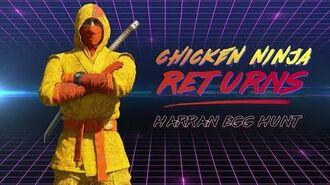Dying Light - Harran Egg Hunt 2.0