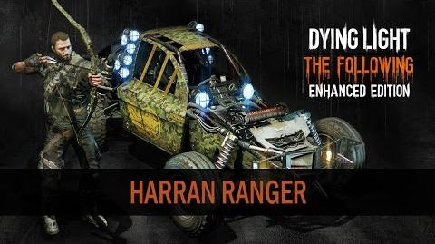 Dying Light The Following Harran Ranger Bundle DLC Trailer