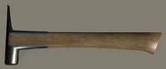 Blue Claw Hammer