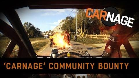 Dying Light - CARnage Community Bounty Announcement