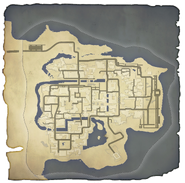 Dying Light map Old Town