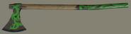 Legendary Hewing Axe
