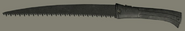 Black Edge Handsaw