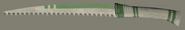 Green Robot Handsaw