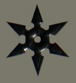 Premium Throwing Star